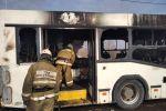 Павлодарда автобус отқа оранды