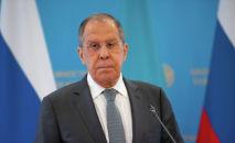 Министр иностранных дел России Сергей Лавров