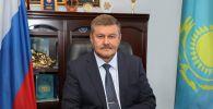 Глава администрации Байконура Константин Бусыгин