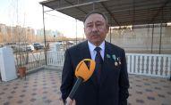 Мусабаев и Аимбетов поздравили казахстанцев с Днем космонавтики