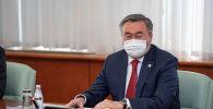 Министр иностранных дел Казахстана Мухтар Тлеуберди