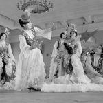 Танцевальный ансамбль Казахского педагогического института