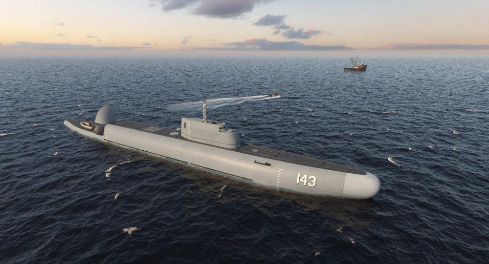 Патрульный корабль Страж (Border and Offshore Submersible Sentry, BOSS)