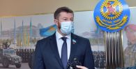 Депутат мажилиса Сергей Решетников