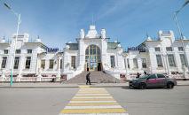 Железнодорожный вокзал Кызылорды