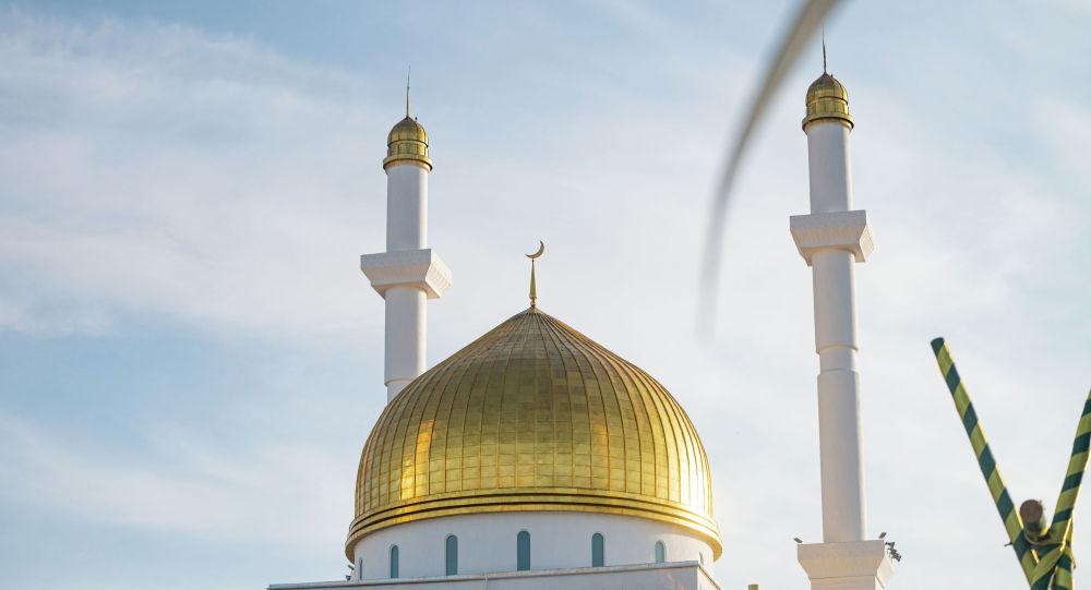 Купол мечети Нур-Астана