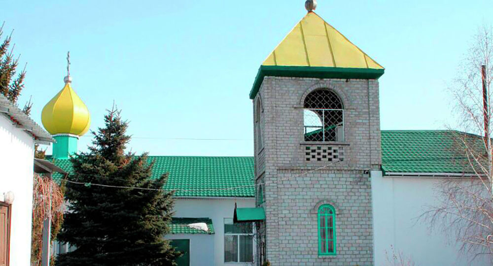 В пригороде Павлодара горел женский монастырь