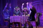 Первый спектакль после карантина в Павлодарском областном театре драмы имени Чехова