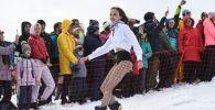 Grelka Fest 2021 фестивалі: шаңғы мен сноубордта сырғанаған сұлулар