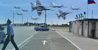 Разведчики НАТО зачастили с полетами у российских границ - видео
