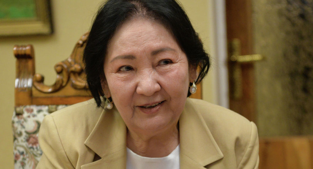 Мария Айтматова