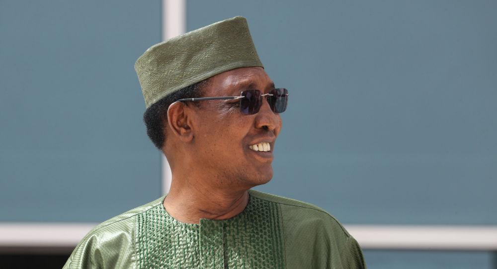 Чад президенті Идрис Деби