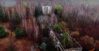 Чернобыльская зона 35 лет спустя - видео