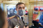Министр обороны Казахстана Нурлан Ермекбаев