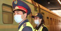 Транспортные полицейские