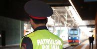 Транспортный полицейский