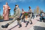 В Нур-Султане открыли Мемориал славы, посвященный героям Великой Отечественной войны