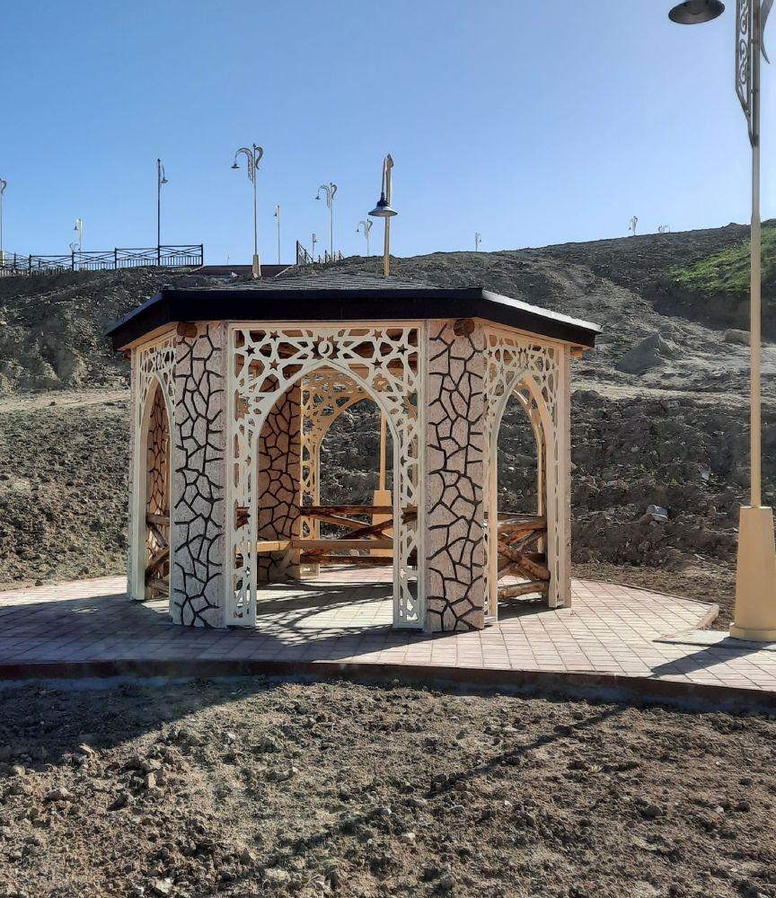Этно-исторический комплекс Тектурмас