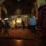 Пасха в Константино-Еленинском соборе Нур-Султана