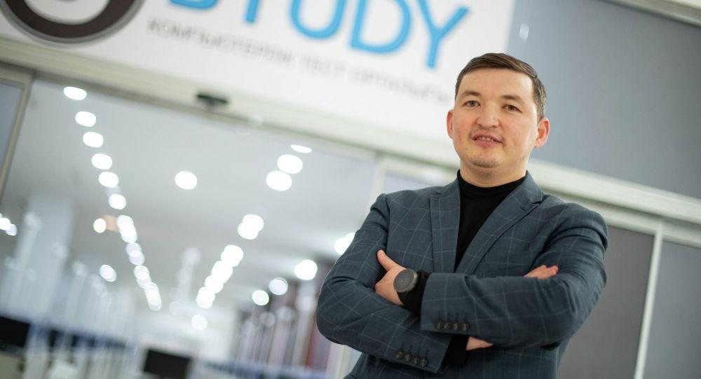 Директор национального центра тестирования МОН РК Дидар Смагулов