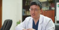 Генеральный директор Республиканского научно-практического центра психического здоровья Николай Негай
