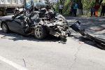 Смертельная авария с Toyota Camry