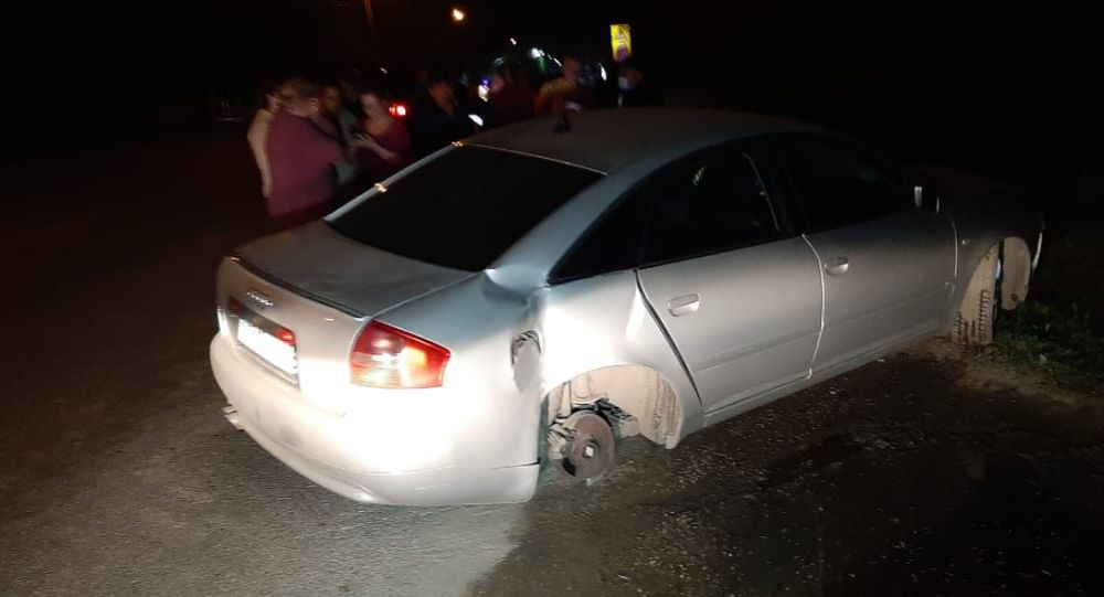 Пьяный водитель сбил девочку в Алматы