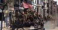 Нейросети оживили военную кинохронику