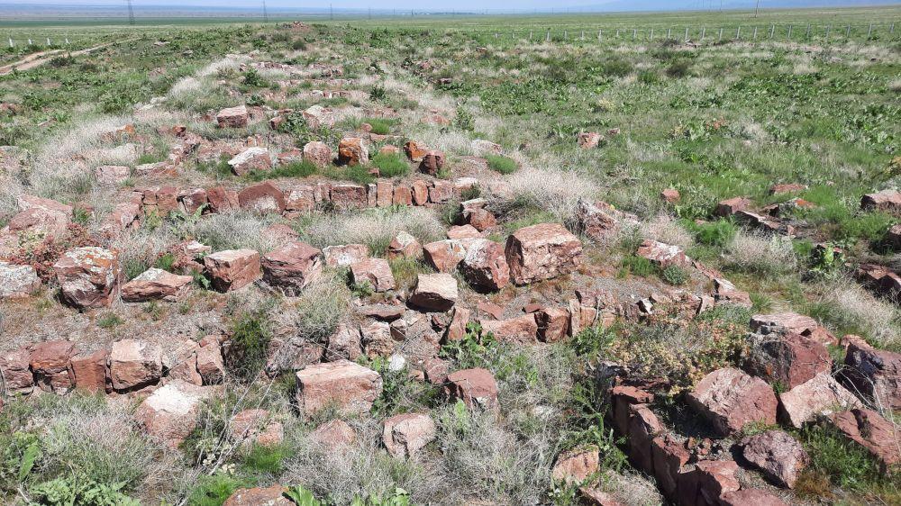 Қалашық мемлекет қорғауындағы нысандар тізіміне енгенге дейінгі кейпі