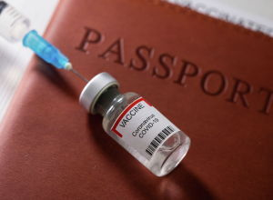 Паспорт вакцинированного от коронавируса