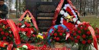 В Ленинградской области РФ установили памятник воинам-казахстанцам 314-й стрелковой дивизии