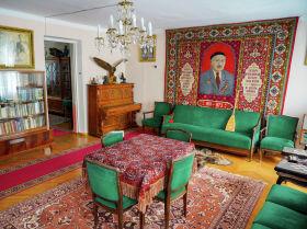 Сәбит Мұқановтың мемориалдық-музей үйі