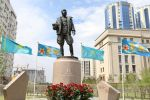 Памятник Талгату Бигельдинову открыли в Нур-Султане