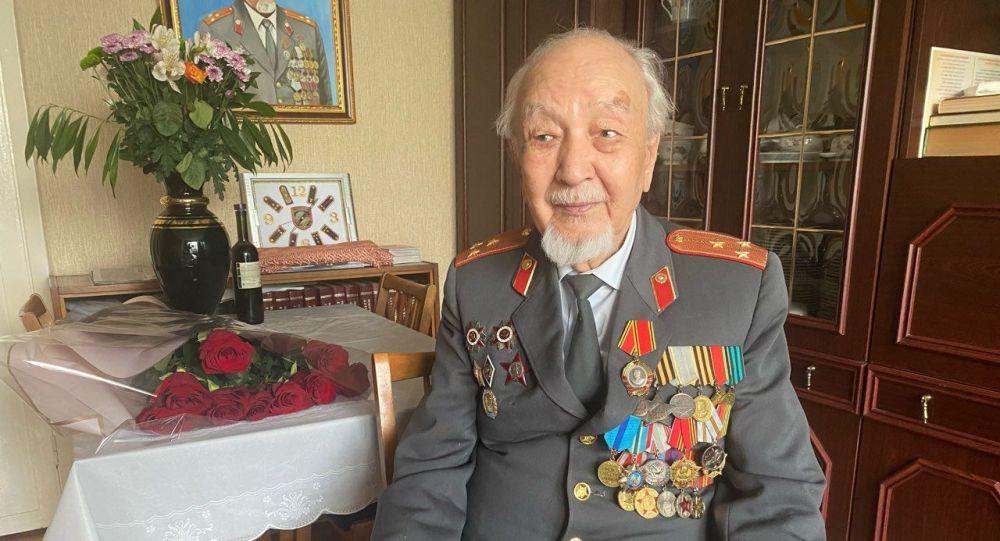 Ардагер Сәрсен Қамбар Әмірұлы