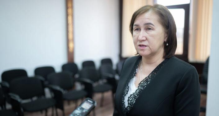 Заместитель руководителя областного государственного архива Жанат Алтынбаева
