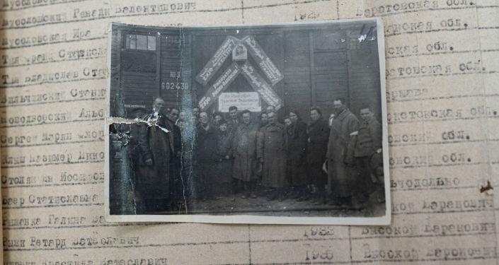 Реэвакуация граждан Польши на основе договора от 6 июля 1945 года. В Польшу отправили первый эшелон с 450 евреями и поляками, в Кызылорде организовали прощальный митинг