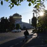Мусульмане Казахстана отмечают праздник Ораза айт