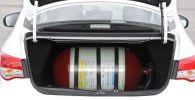 Газовое оборудование в автомобиле