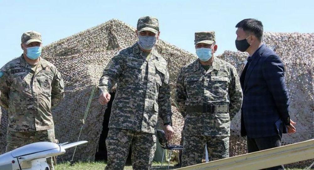 Казахстанский беспилотник успешно прошел испытания
