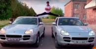 Армянский спортсмен демонстрирует зрелищные трюки - видео