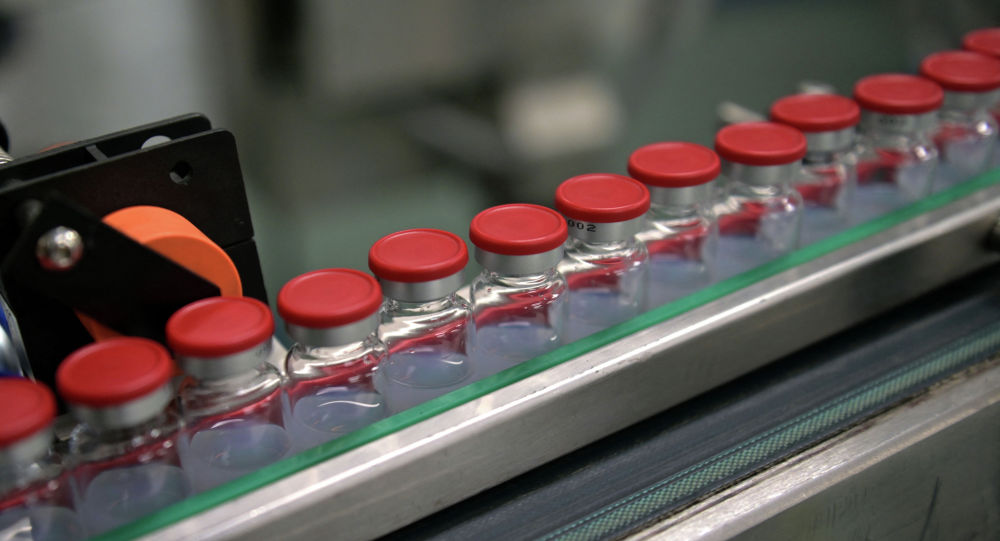 Производство вакцины от коронавируса