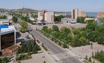 Кокшетау виды города