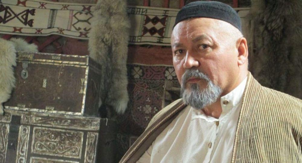 Абай рөліндегі Болат Әбділманов