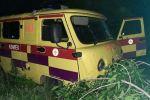Пьяный мужчина угнал машину скорой помощи