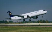 Airbus 321LR, Air Astana