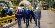Премьер-министр Казахстана Аскар Мамин побывал с рабочей поездкой в Восточно-Казахстанской области