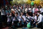 Как прошел последний звонок в школах Казахстана – видео