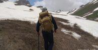 В горах Туркестанской области