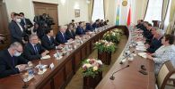 Премьер-министр Казахстана Аскар Мамин провел переговоры с коллегой из Беларуси Романом Головченко