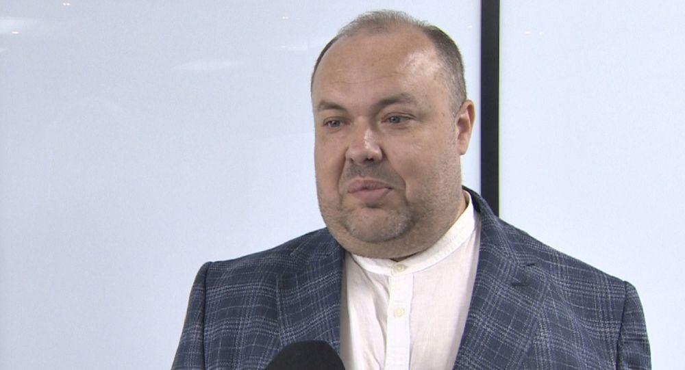 Президент Ассоциации застройщиков Казахстана Виктор Микрюков